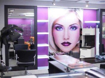Создание сайтов для салонов красоты