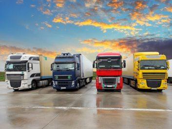 Создание сайтов для транспортных компаний